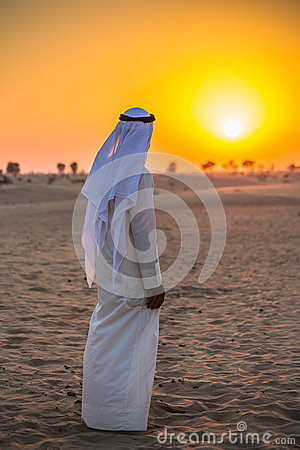 Free Arabian Desert Stock Photography - 49621202