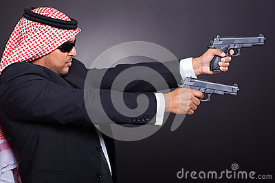 Arabian hit man