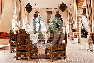 Arabian Interior Royalty Free Stock Photo - Image: 26730385
