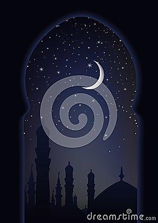 Free Arabian Night S Dream Stock Photography - 11029292