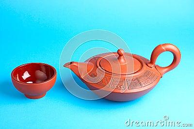 Arab Teapot