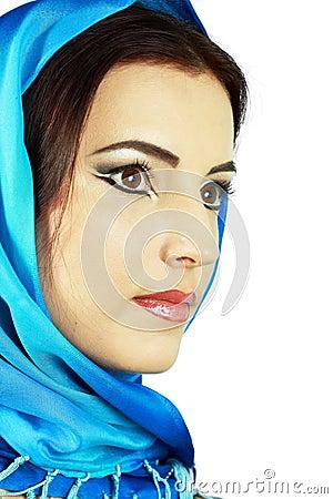 Free Arabian Woman Stock Photography - 26770302
