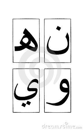 Arabic Alphabet 1 Part 7