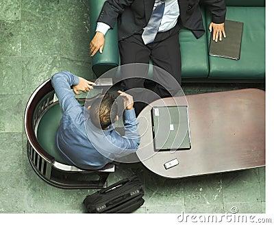 Arabic businessmen