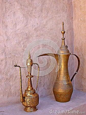 Free Arabic Coffee Pot Stock Photos - 1276913