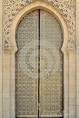 arabic door royalty free stock photo image 23236165