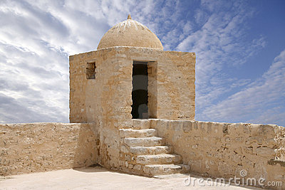 Arabic fortification