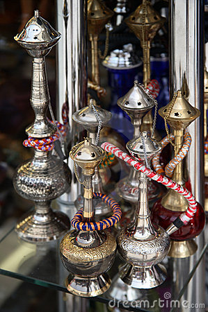 Arabic hookahs