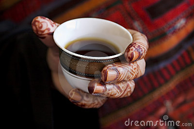 Arabic hospitality