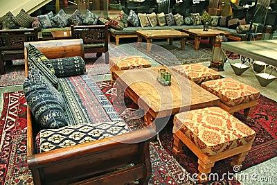 Arabic interior