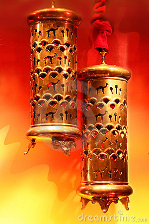 Free Arabic Lamp Royalty Free Stock Photo - 15783615