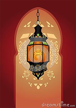 Arabic Lighting Lamp
