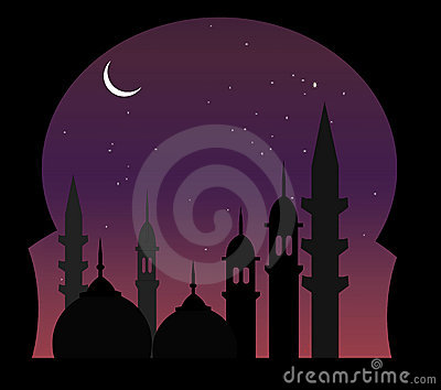 Arabic Night View