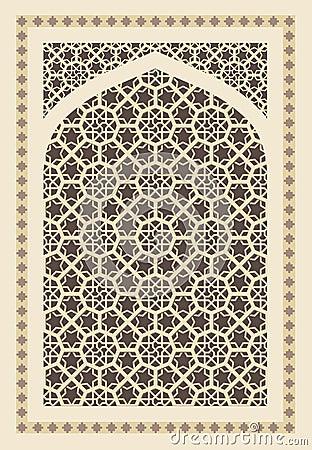 Free Arabic Ornament Stock Image - 37079851