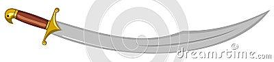 Arabic sabre