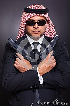 Arabic secret service