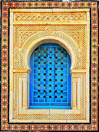 Free Arabic Style House Window Royalty Free Stock Photography - 6733927