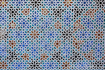 Arabic Tile Detail