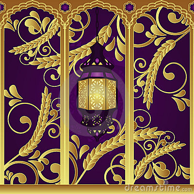 Arabische Art-Luxus-Lampe
