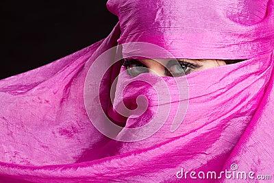 Arabische Frau