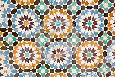 Arabisches Mosaik
