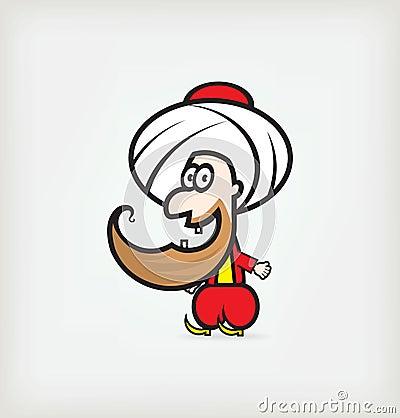 Arabski charakter