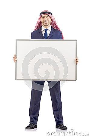 Arabski mężczyzna