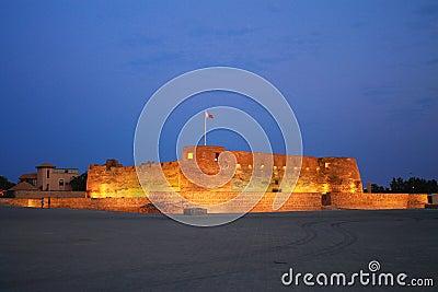 Arad fort in Manama Bahrain
