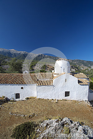 Aradaina Church, crete island