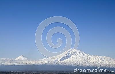 Aragats mountain