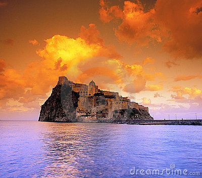 Aragon castle