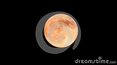 Arancia della luna piena