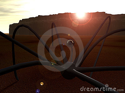 Aranha estrangeira 2