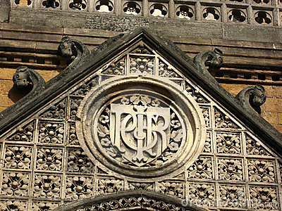 Arbeit des dekorativen Steins