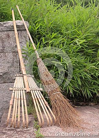 Arbeta i trädgården hjälpmedel