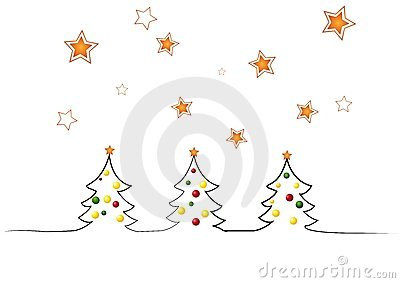 Arbres de Noël