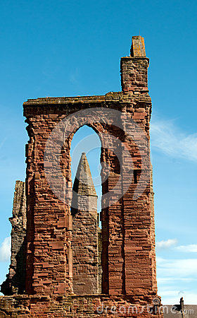 Arbroath Abbey, The south Transept