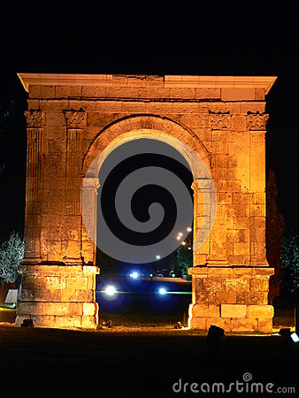 Arc de Bera, Tarragona ( Spain )
