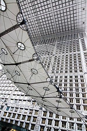 Arc de defense, Paris, France, Travel, building, s Editorial Photo