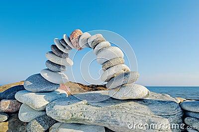 Arc de rivage