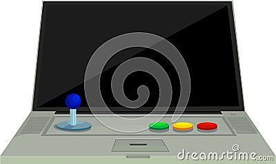 Arcade σημειωματάριο απεικόνισης
