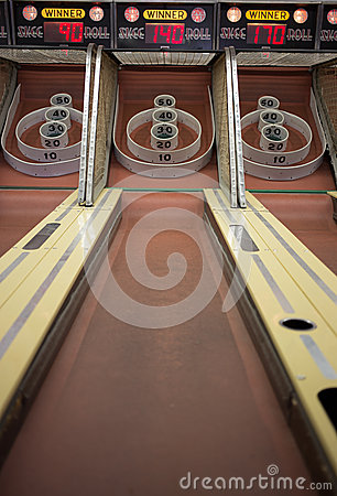 Free Arcade Carnival Game Royalty Free Stock Images - 32163849