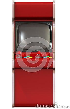 Arcade Game Machine Unbranded