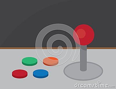 Arcade Joystick Buttons