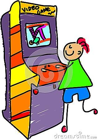 Arcade kid