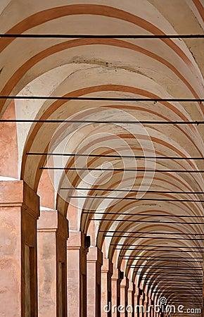 Arcades s St Luke