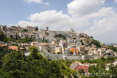 Arcevia (gränser, Italien)