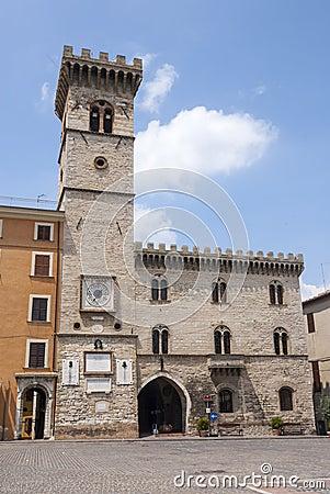 Arcevia (Marches, Italy)