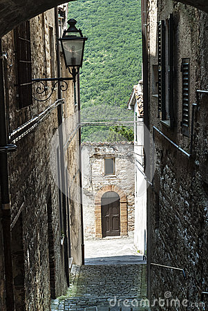 Arcevia (Marches, Italy)