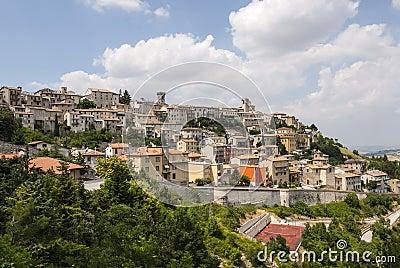 Arcevia (Marsen, Italië)